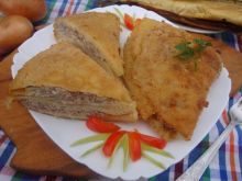 Rybne krokiety z makrelą
