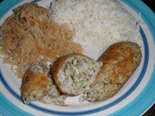Rybne krokiety z ryżem