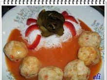 Rybne pulpety Eli w sosie pomidorowym