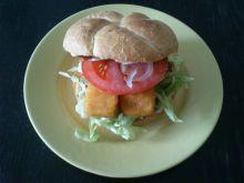 Rybny burger