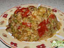 Ryż basmati z warzywami