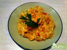 Ryż curry z warzywami 6