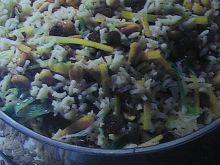 Ryż na słodko-kwaśno