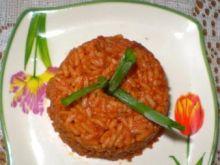 Ryż pikantny pomidorowy :
