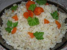 Ryż podsmażany z cebulką