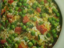 Ryż w warzywami