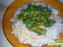 Ryż z awokado