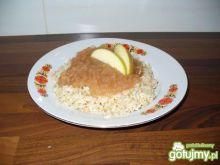 ryż z jabłkami wg IrenaM