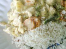 Ryż z mieszanką warzyw