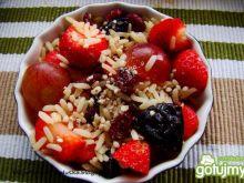 Ryż z owocami wg iwa643
