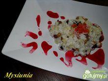 Ryż z suszonymi owocami