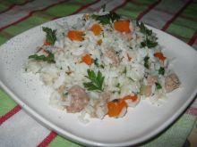 Ryż z szybkim sosem