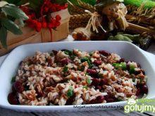 Ryż z tuńczykiem i czerwona fasolą