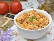 Ryż z tuńczykiem i warzywami