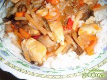 Ryż z warzywami 10