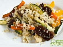 Ryż z warzywami 5