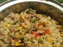 Ryż z warzywami Alex