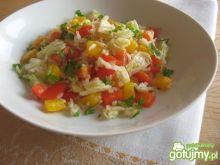 Ryż z warzywami z nutą orientu