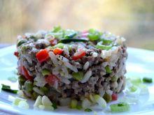 Ryż z wołowiną i warzywami