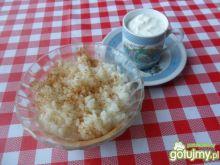 Ryż ze śmietaną