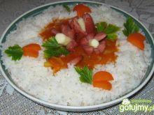 Ryż ze sosem