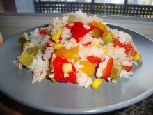 Ryżowa sałatka konserwowa