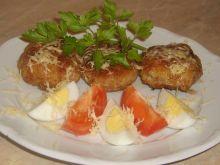 Ryżowe kotleciki z serem
