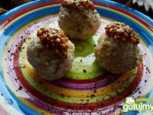Ryżowe kuleczki z sandacza