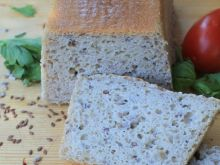 Ryżowy chleb bezglutenowy
