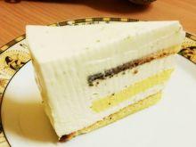 Rześki tort z mango i limonką