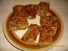 Sajgonki z mięsem mielonym