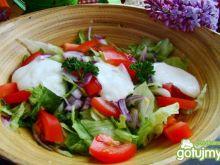 Sałata lodowa obiadowa