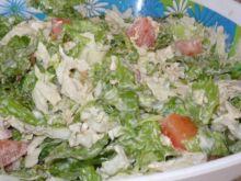 Sałata z warzyw Gosi