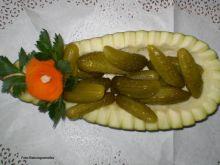 Salaterka z cukinii :