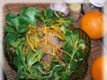 Sałatka brokułowa w orientalnym stylu