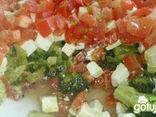 Sałatka brokułowa z fetą wg pacpaw