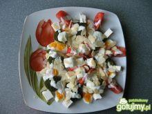 Sałatka brokułowa z migdałami 4