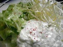 Salatka do gyrosu - tzatziki