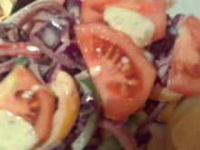 Sałatka do kebaba