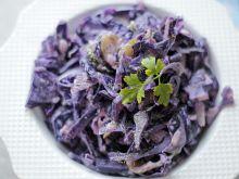 Sałatka fioletowa