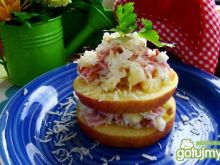 Sałatka jabłuszkowa