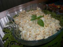 Sałatka jajeczna z makaronem