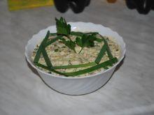 Sałatka jajeczno-ogórkowa
