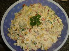 Salatka jarzynowa mniamniusna