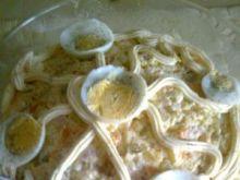 sałatka jarzynowa z majonezem