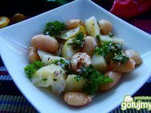 Sałatka Jas z ziemniakami