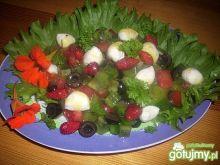 Sałatka- Lato na talerzu