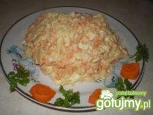 Sałatka marchewkowo-cebulowa