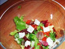 Sałatka na 3 sałaty