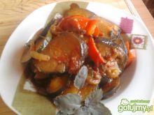 Sałatka na gorąco - Ratatouille